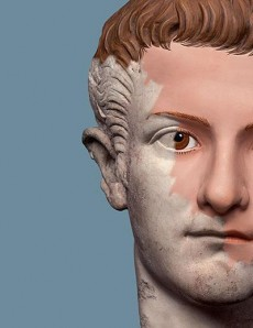 TRANSFORMATIONS. CLASSICAL SCULPTURE IN COLOUR