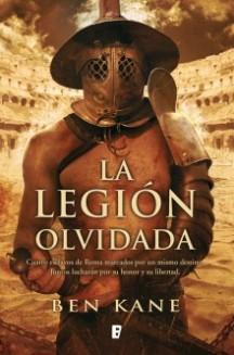LA LEGION OLVIDADA_BEN KANE