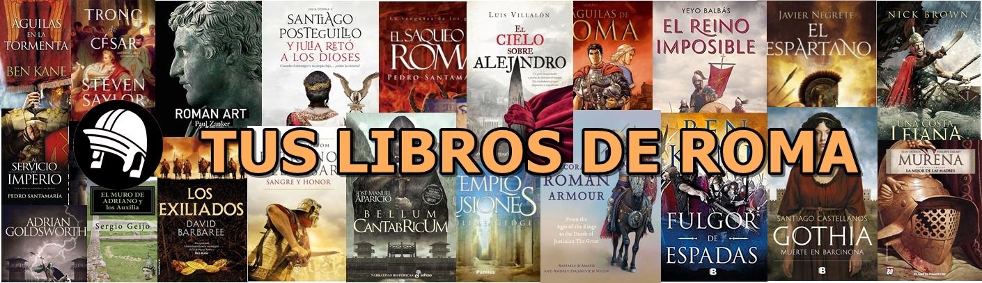 Tus libros de Roma